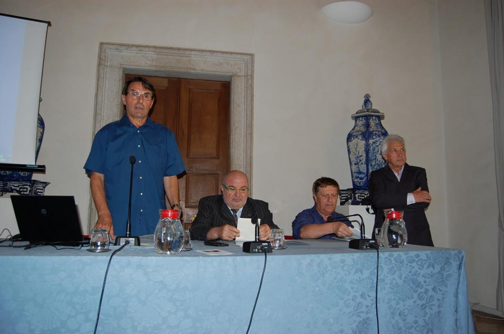Mostra a Palazzo Trentini Trento - luglio 2015