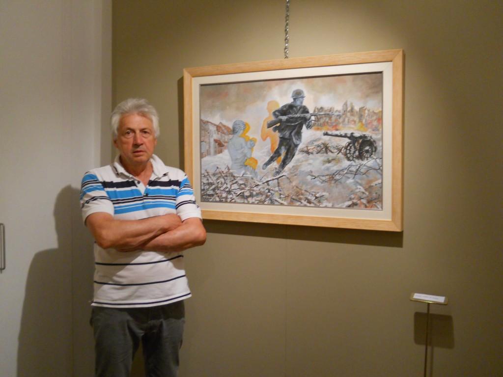 Mostra a Luserna (TN) luglio 2013